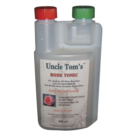 Uncle Toms Rose Tonic
